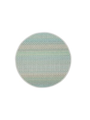 ZIGGY Lime/Beige Rond